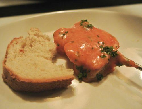 Tomaten-Kaasfondue